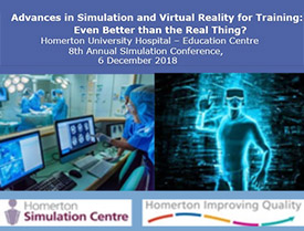 7th Annual Homerton Simulation Conference